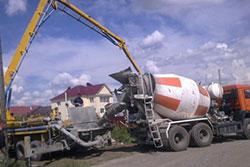 Аренда бетононасоса в Пушкино